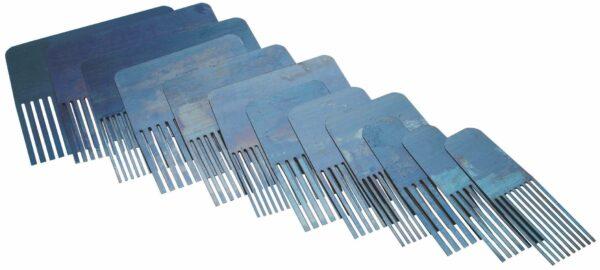134 12pc Graining Comb